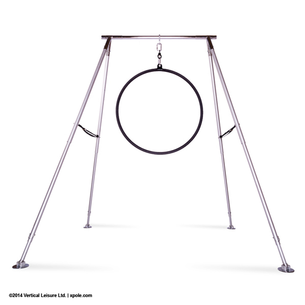 X-POLE Portable A-Frame for Lyra, Silks & Aerial Yoga