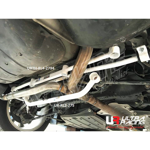 Honda Accord Cr 2013 2017 Rear Subframe 4 Points