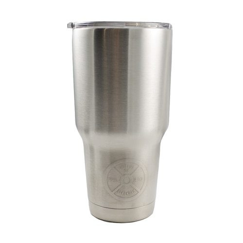 Stainless Steel 30 oz. Kennedy Shaker Cup- Phil 4:13