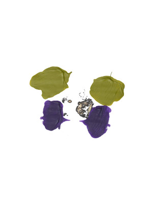 Butterfly Green 3