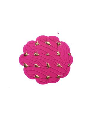 Pink Golden Imprint 3