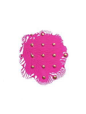 Pink Golden Imprint 9