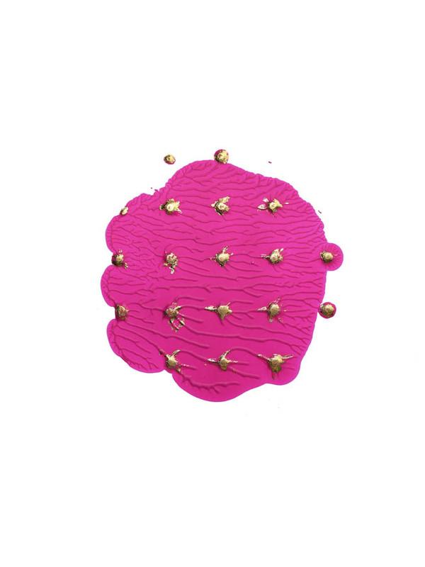 Pink Golden Imprint 11