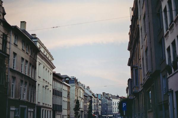 Buildings, Belgium