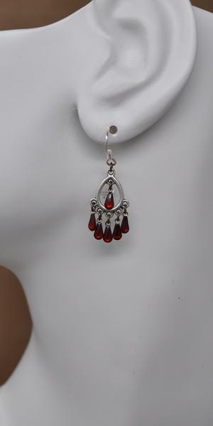 Solo Earrings, by Infinitus Designs