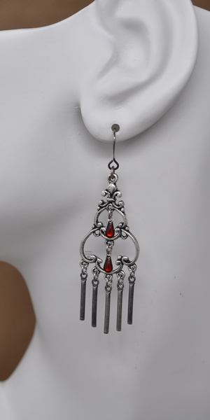 Chandelier Earrings, by Infinitus Designs