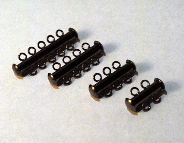 Rain Drop bracelet clasp options