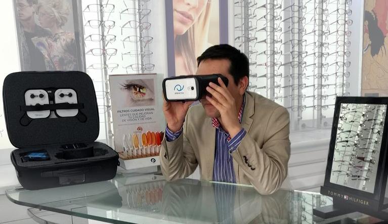 Mobile Vision Test
