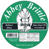 Here is our Abbey Brittle Label