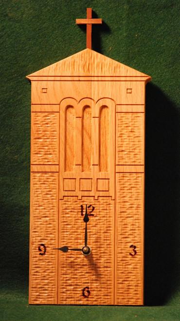 Church Tower Clock