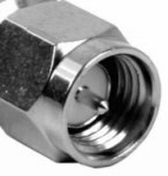 SMA Male Connector For RG-58 Cable Crimp On Type