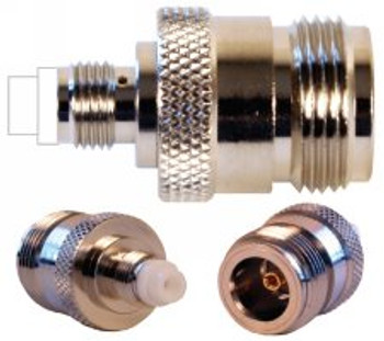 Threaded Screw-On N Female To FME Female Adapter - 971107