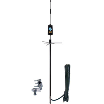 Wilson 308401 Trucker 3G Cellular Antenna 12ft Cbl w/3WayMount FME F