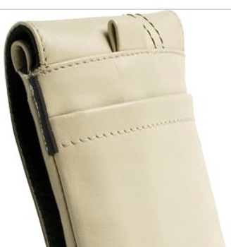 Krusell Kalix Edge Mobile Pouch Sand