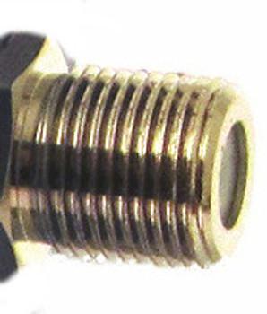 Wilson 304472 75ohm Panel Cellular Antenna Window Mount F- Female