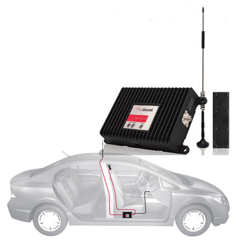 weBoost Drive 3G-X High Power Mobile Cellular Signal Booster