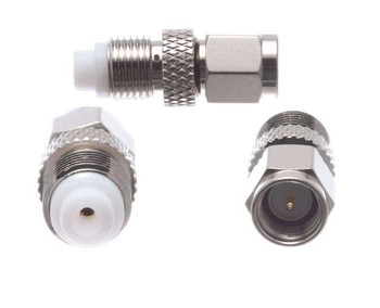FME Female To SMA Male Coax Adapter