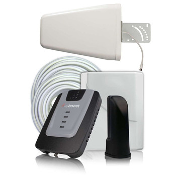 weBoost Home 4G Cellular Signal Booster w/WideBand Directional Antenna