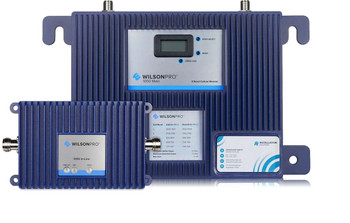 WilsonPro 1050 Cellular Booster with Inline Amplifier System