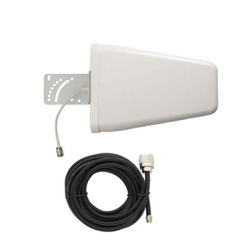 Wilson Wide Band Directional Antenna w/20ft Cable N/SMA M