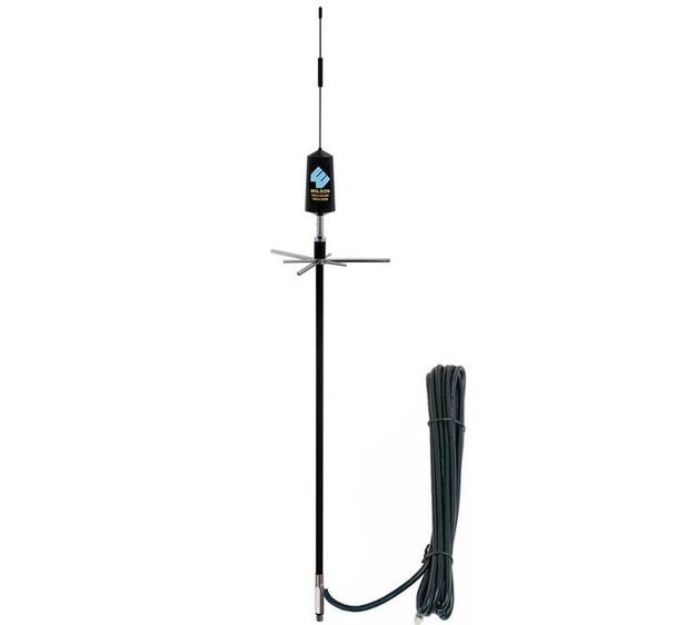 Wilson Trucker 301101 Cellular 3G Antenna Mirror/Pole Mount FME F