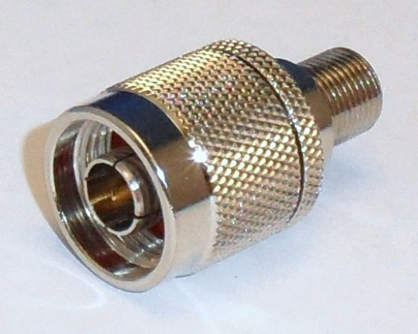 Threaded N Male To F Female Adapter - 971128