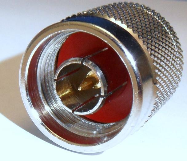 Threaded N Male To F Female Adapter - 971128