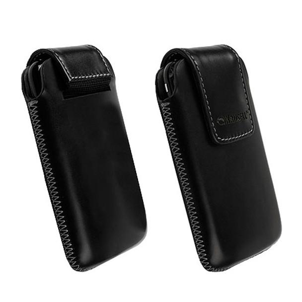 Krusell Vinga Mobile Pouch Black Large