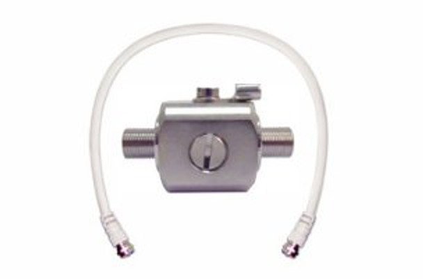 Wilson 75ohm Lightning Surge Protector and 2ft Patch Cable