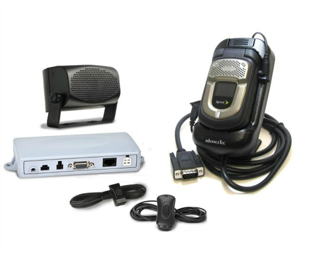 AdvanceTec Kyocera DuraMAX/DuraXT Car Hands Free Kit