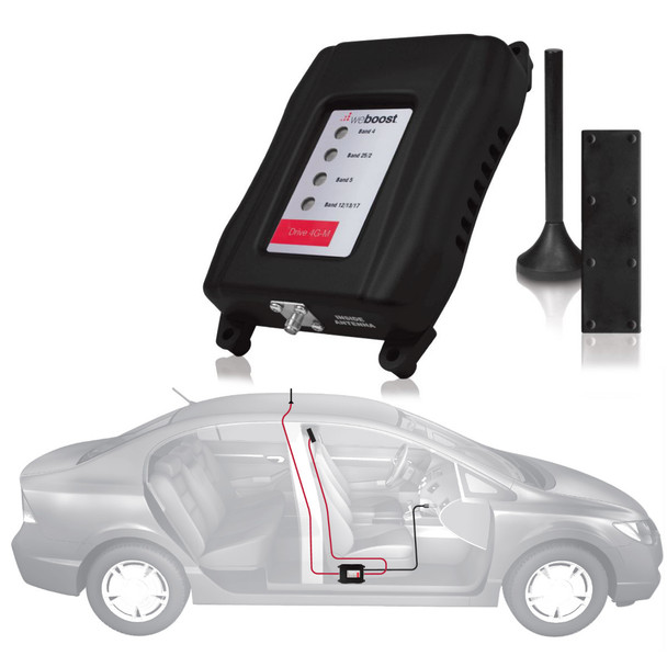 weBoost Drive 4G-M Mobile Cellular Signal Booster [470121]