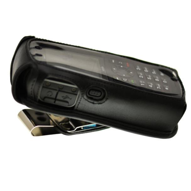 Sonim XP3410IS XP5560IS TurtleBack HD Leather Case