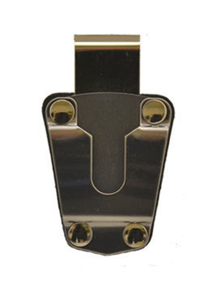 Turtleback Belt Clip