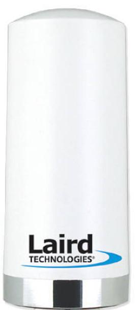 Laird Phantom 3G/4G [White Antenna] w/NMO Magnetic Base SMA M