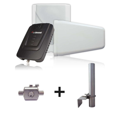 Weboost Connect 4g Cell Signal Booster System With Surge