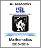 A+ Math Tests from 2015-16