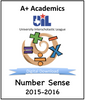 A+ Number Sense Tests from 2015-16