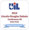 2014 LD Debate 4A Finals
