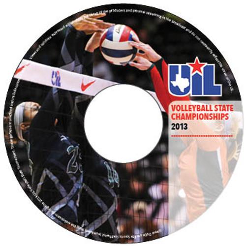 2013-2014 Volleyball DVD