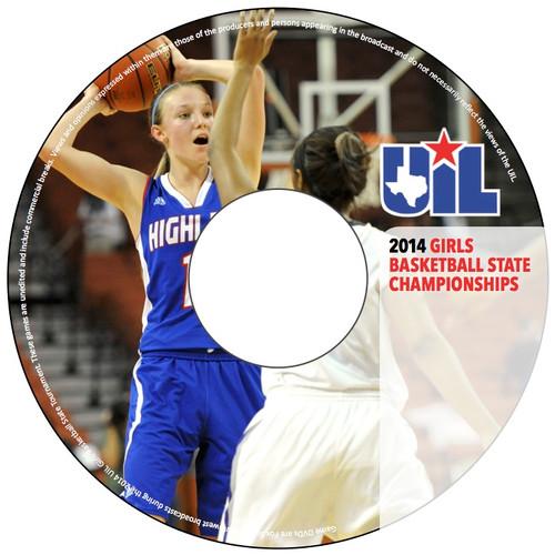 2013-14 Girls Basketball Tournament DVD