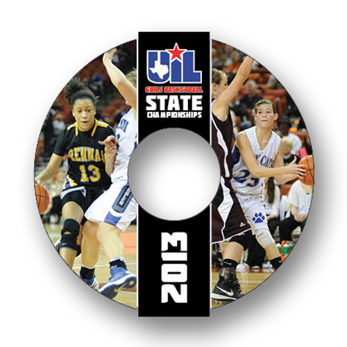 2012-13 Girls Basketball Tournament DVD
