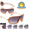 Stylish One Piece Unisex Sunglasses 9074