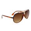 Wholesale Aviators by the Dozen - Style # 27515 Tortoise
