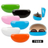 Sunglasses Cases w/Matching Microfiber Cleaning Cloth 7059
