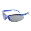 Wholesale Sport Sunglasses XS124 Metallic Blue Frame