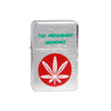 """Medicinal Marijuana"" Lighters L197 ~ ""The Prescribed Medicine"""