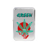 """Medicinal Marijuana"" Lighters L197 ~ ""Green"""