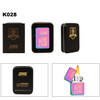 "Tri-Color Prism Lighter with ""I Love London"" K028"