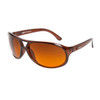 Blue Light Blocking Sunglasses XS126 Transparent Brown Frame