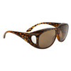 Over Glasses Sunglasses 6025 Tortoise Frame